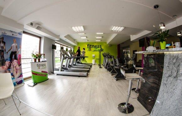 Fitness Wrocław – Siłownia