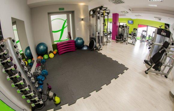 Siłownia Fitness we Wrocławiu