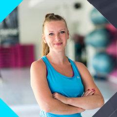 Irena Zobniów Fitness Latte Instruktor Fitness Siłownia Wrocław Krzyki Cellulit pump