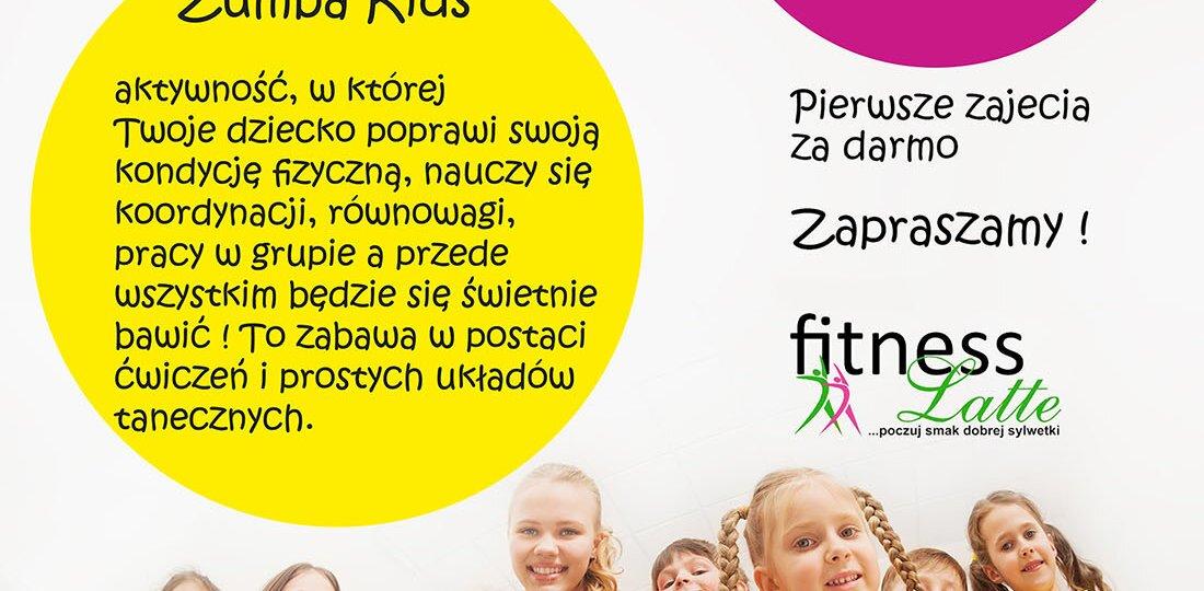 zumba kids plakat small