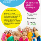 zumba kids plakat small
